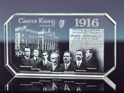 1916 Commemorative Block