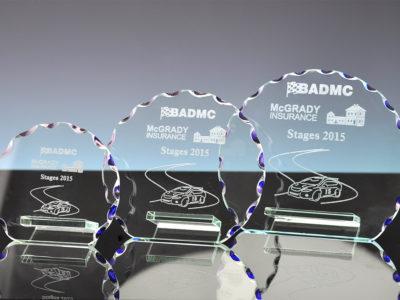 Clam Plaques Motorsport