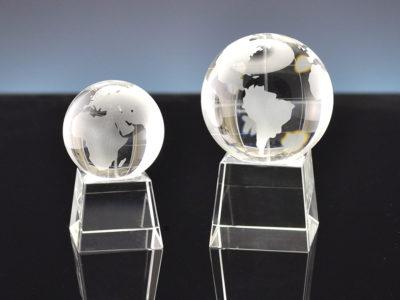 Globe 9cm & 12cm