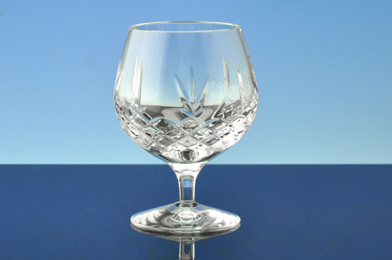 Min653 Brandy Glass Dublin Crystal Glass Limited Dublin